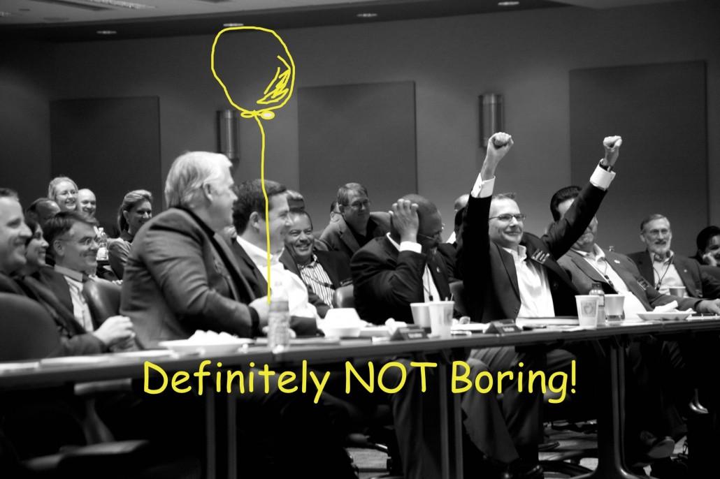 funny business speaker