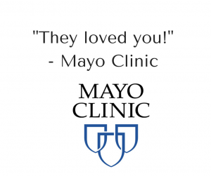 A Testimonial by Mayo Clinic for Brad Montgomery, a motivational speaker