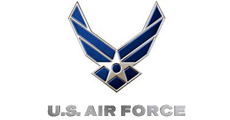 Logo of U.S. Air Force