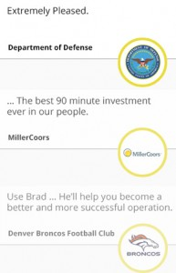 A Testimonial by Department of Defense, MillerCoors & Broncos